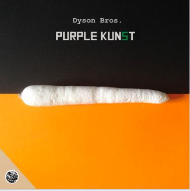 dyson bros purple kunst waner kizi garden parisontréal artist techno music