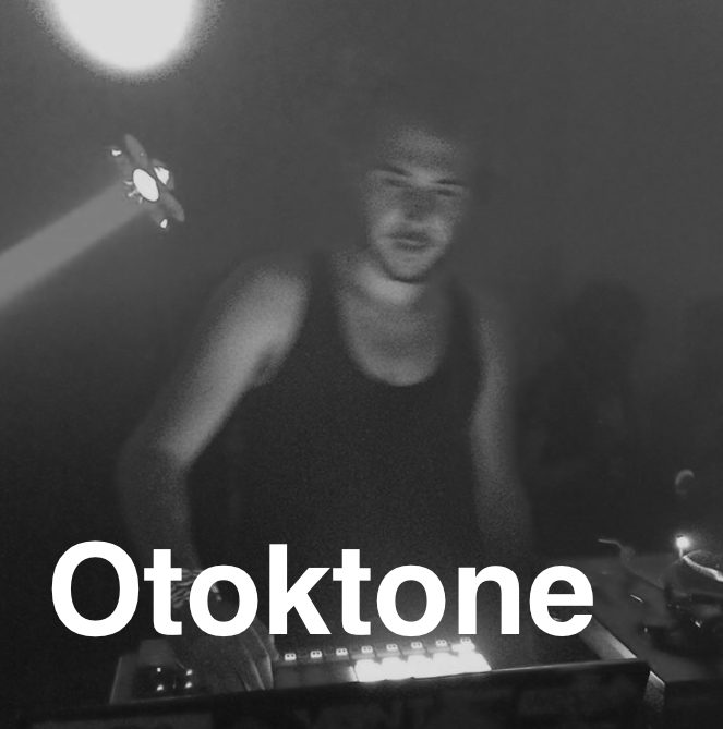 otoktone micro deep melodic techno music paris france kizi garden